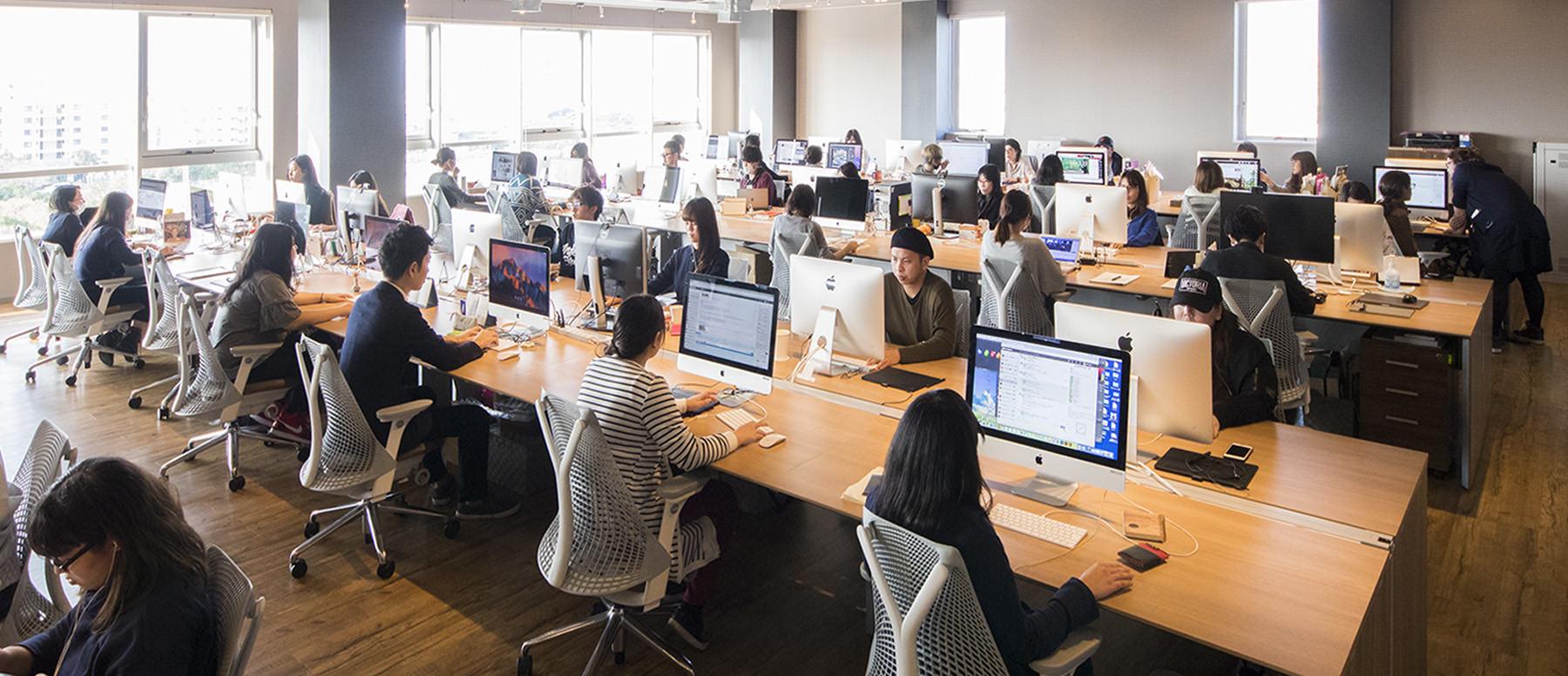 OFFICE | 株式会社モノクラム